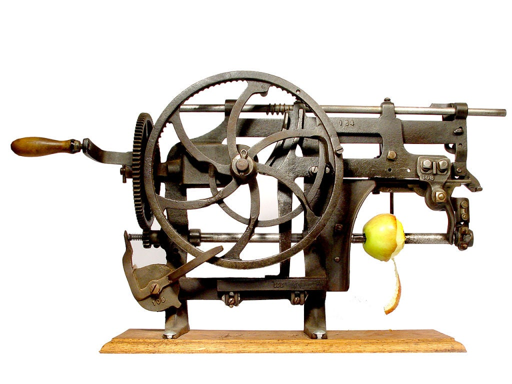 The Mother of all Apple Peelers – 1889 image 2