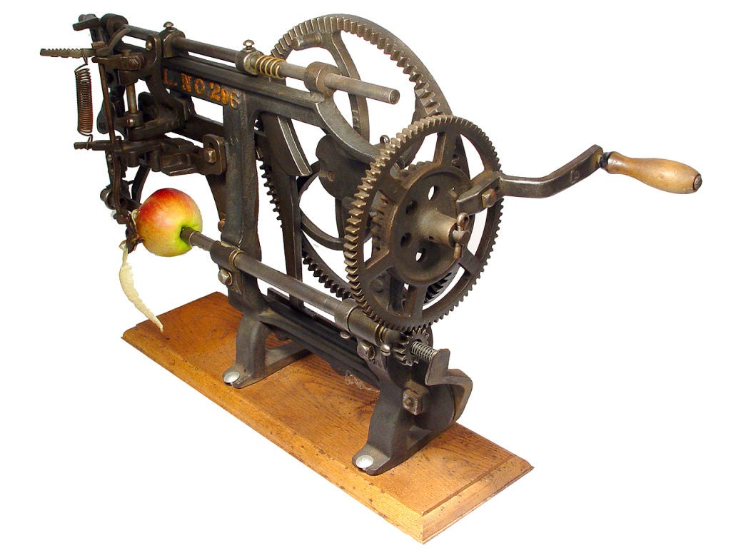 The Mother of all Apple Peelers – 1889 image 6