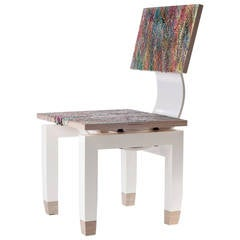 Splatter Chair by Markus Linnenbrink and Daniel Moyer