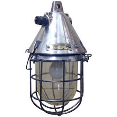 Industrial Aluminum Pendant Light Fixture