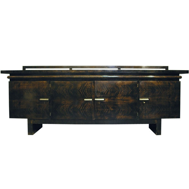 A berlin sideboard by bruno paul from the new york for Sideboard york