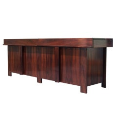 "Rare Sideboard ""Country"" by Vittorio Introini for Saporiti"