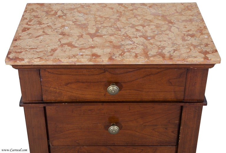 Italian Marble Table Tops images : Italian Marble Top End Table Bedroom Set CR2012 002l from pix-hd.com size 768 x 520 jpeg 75kB