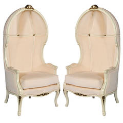 Louis XV Style Porter's Chairs