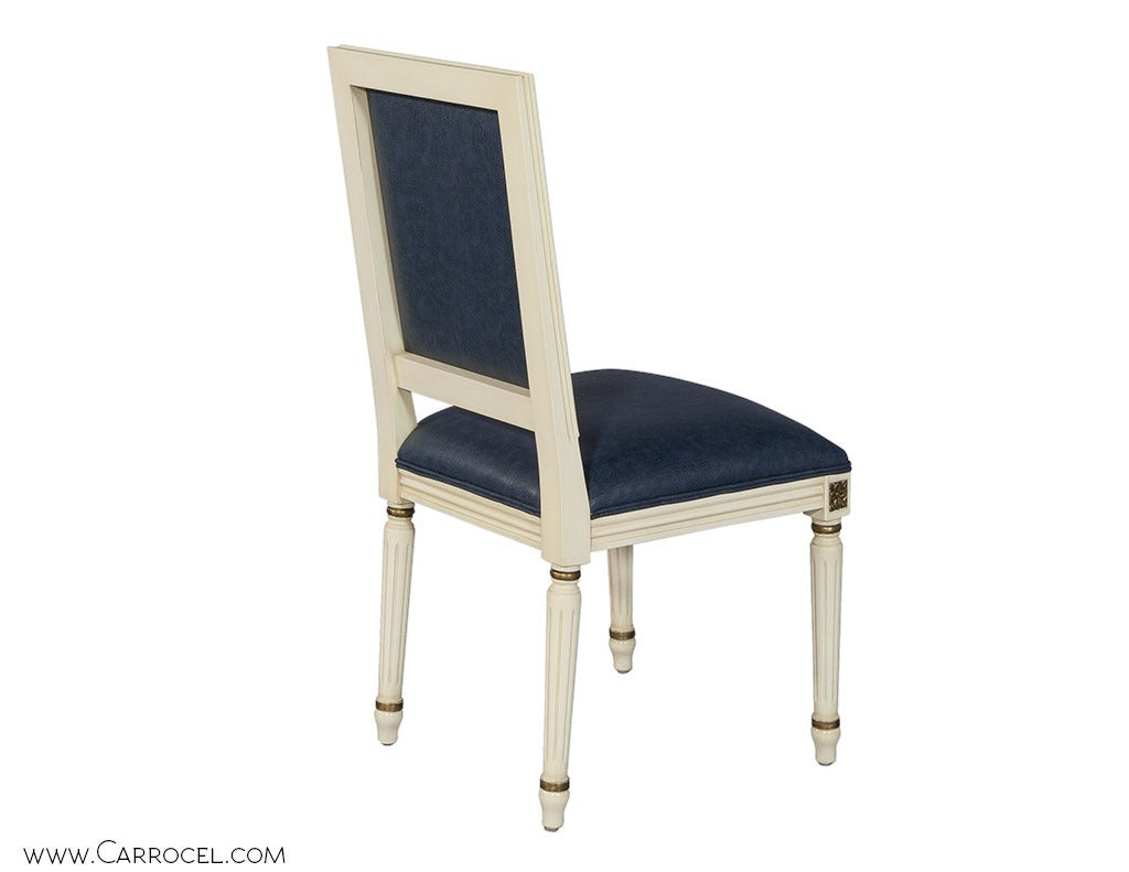 this custom louis xvi dining chairs is no longer available