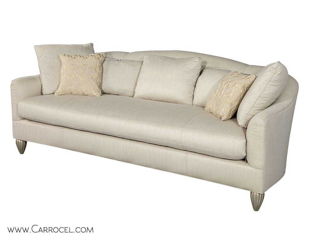 Baker furniture soiree sofa for sale at 1stdibs for Furniture sofa sale