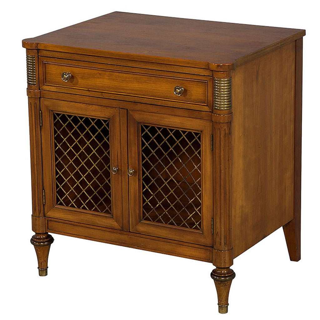 Vintage Kindel Nightstand At 1stdibs