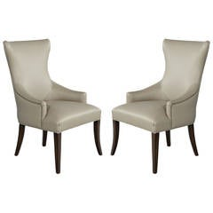 Pair of Opus Arm Chairs