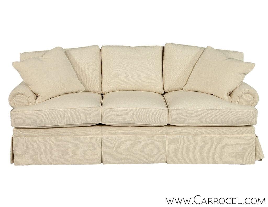 Baker bradford sofa image 2 for Baker furniture sectional sofa