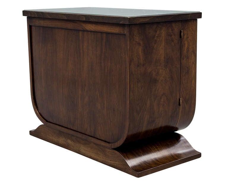 Vintage art deco bar cabinet at 1stdibs - Deco bar design ...