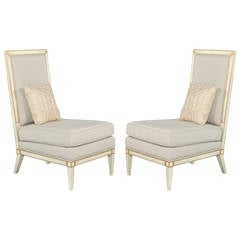 Pair of Oversized Chairs