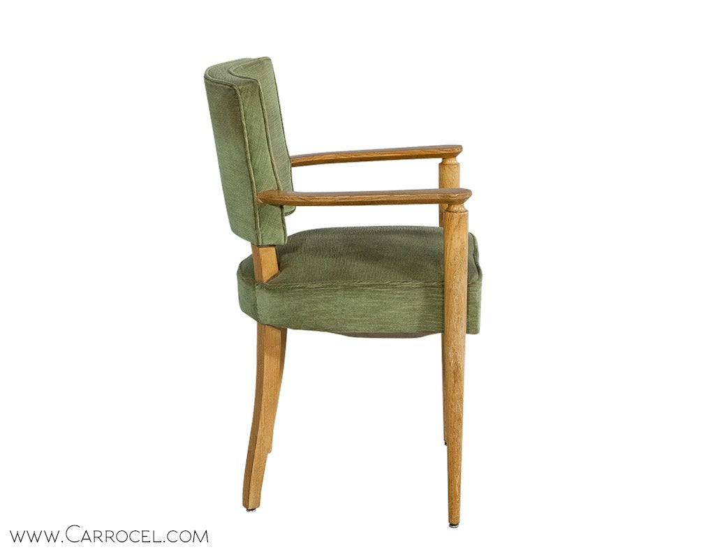 vintage art deco chair eBay