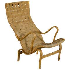 Pernilla Lounge Chair by Bruno Mathsson