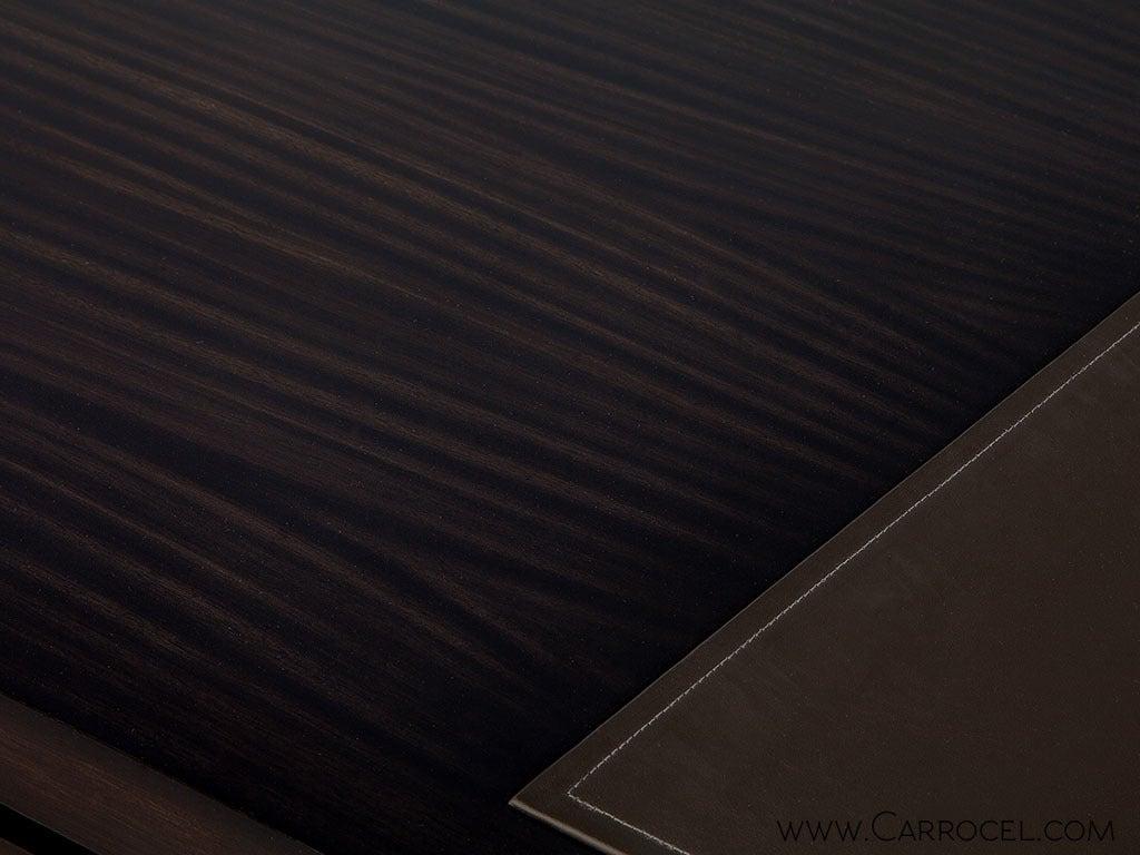 Carrocel Custom Floating-Top Mid Century Executive Desk For Sale 2