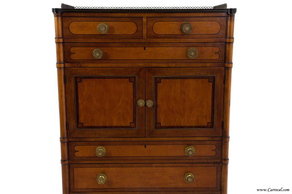 Highboy Dresser Modern Chest Of Drawers Collection
