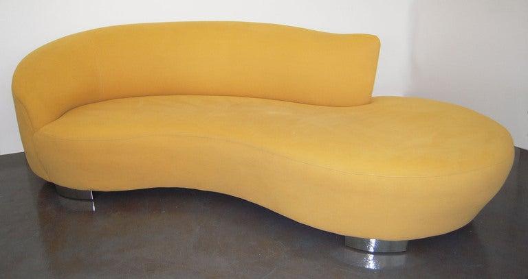 Cloud sofa by Vladimir Kagan 3