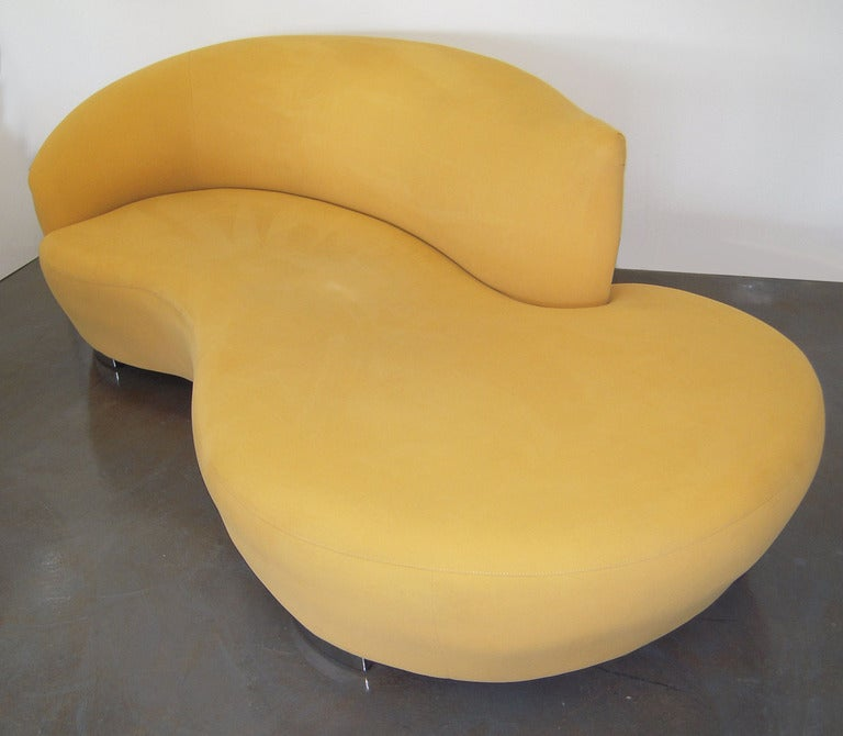 Cloud sofa by Vladimir Kagan 4