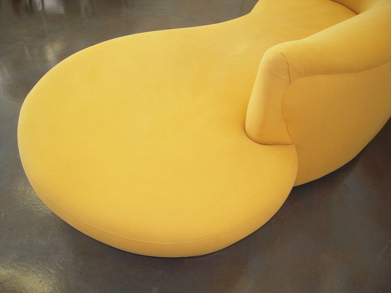 Cloud sofa by Vladimir Kagan 5