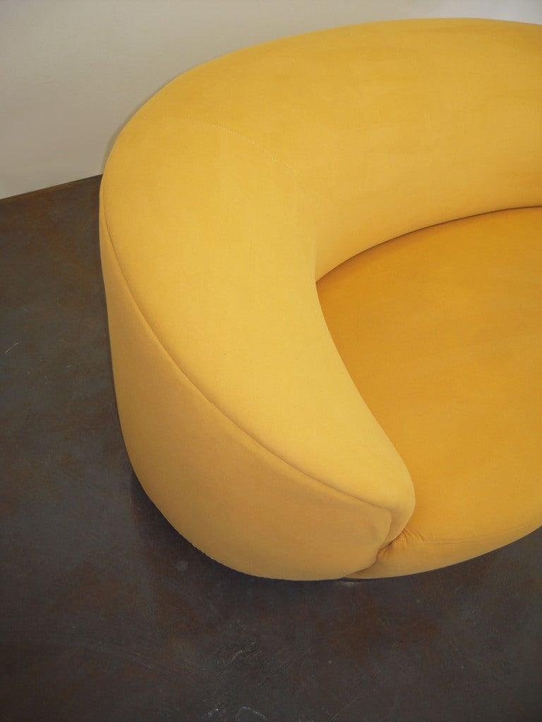 Cloud sofa by Vladimir Kagan 7