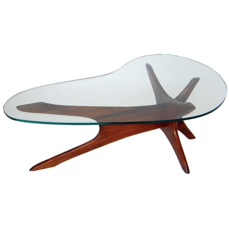 Http 1stdibs Com Furniture Tables Coffee Tables Cocktail Tables Adrian Pearsall Craft Associates Coffee Table Id F 539118