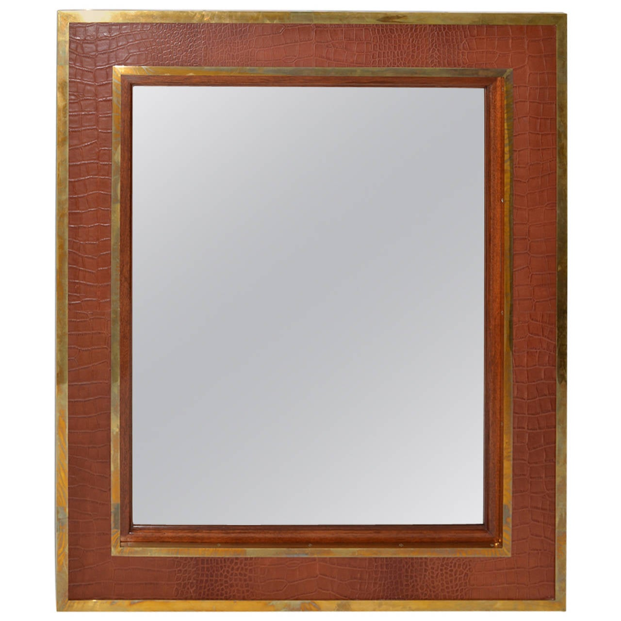 Search Results Ralph Lauren Metal Mirrors Made By Henredon