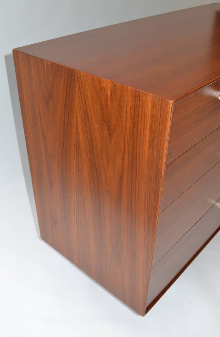 "George Nelson ""Thin Edge"" for Herman Miller Chest of Drawers 10"
