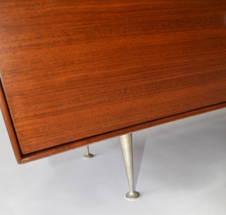 "George Nelson ""Thin Edge"" for Herman Miller Chest of Drawers 7"
