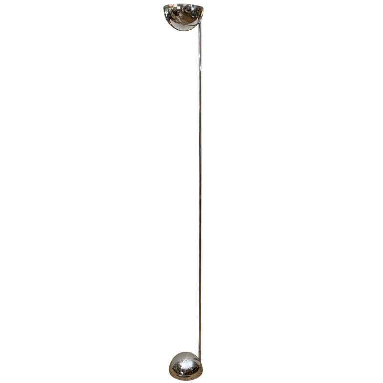Robert Sonneman Half-Sphere Floor Lamp