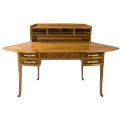 Dufrène French Art Nouveau Desk