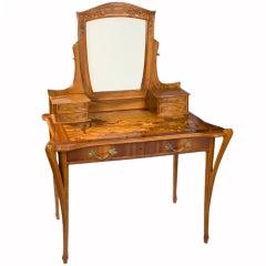 Gauthier French Art Nouveau Vanity