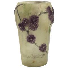 Gabriel Argy-Rousseau French Art Nouveau Pâte de Verre Vase