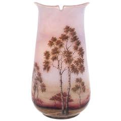 Daum French Art Nouveau Vase