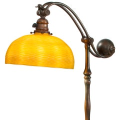 "Tiffany Studios ""Counter Balance"" Lamp"