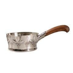 Cardeilhac French Art Nouveau Silver Ladle