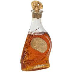 """Guimard French Art Nouveau """"Eau de Toilette Kantirix"""" Perfume Bottle"""