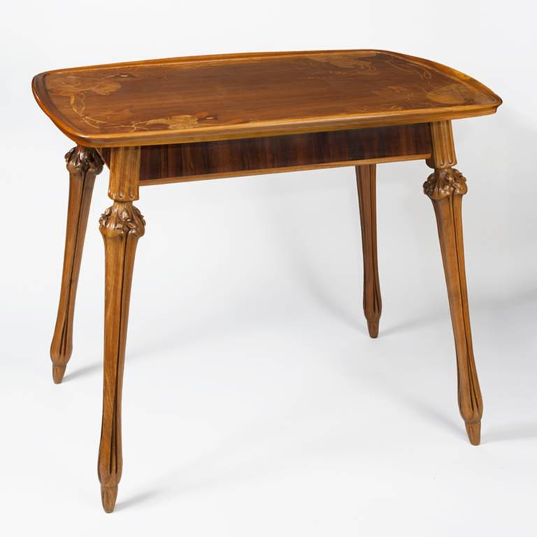 Louis majorelle french art nouveau table for sale at 1stdibs - Archives departementales 33 tables decennales ...