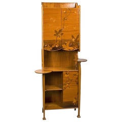 Louis Majorelle French Art Nouveau Cabinet
