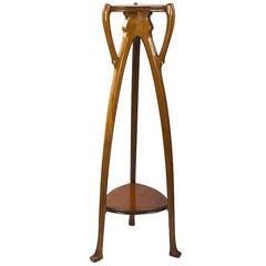 Emile André French Art Nouveau Pedestal