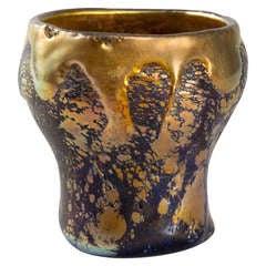 "Tiffany Studios New York American ""Lava"" Vase"