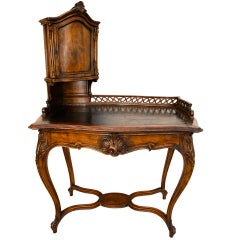 Late 19 th century French louis XVI style desk/secretary