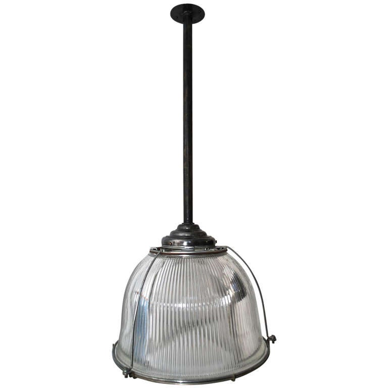Set Of Twenty seven 1950 Holophane / Industrial Light ( PRICE IS FOR ONE )