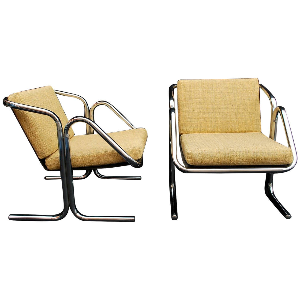 Pair of Chairs by Jerry Johnson