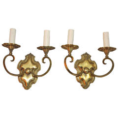 Pair of Sconces by Edward F. Caldwell