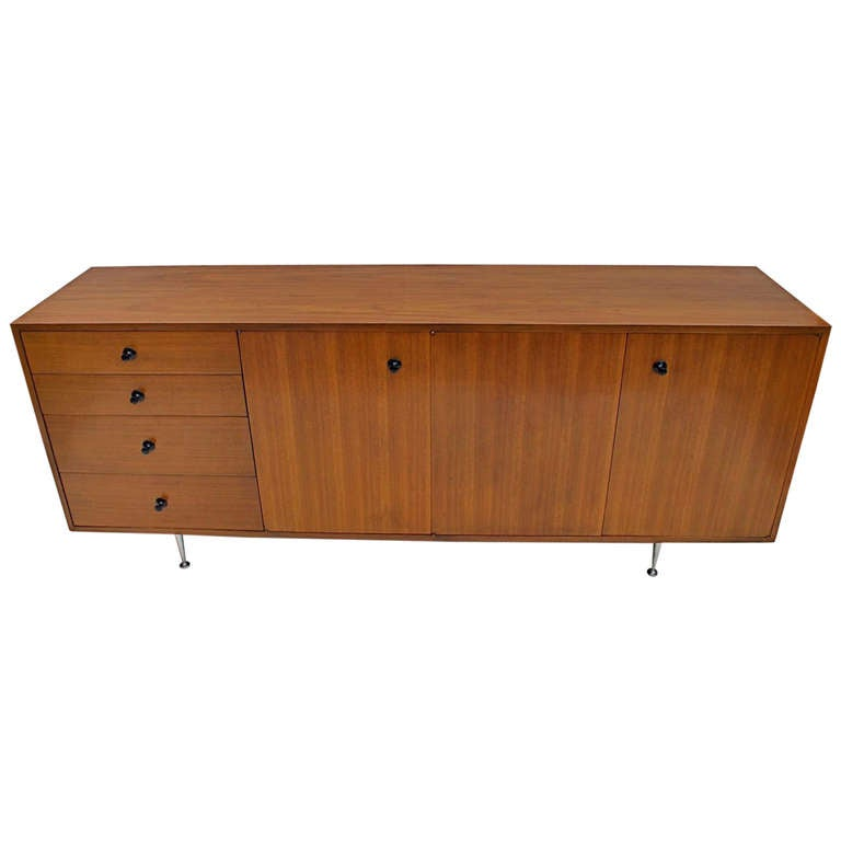 Large Thin Edge Buffet by Geoge Nelson for Herman Miller