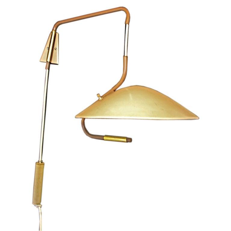 Gerald Thurston  pulley light for Lightolier