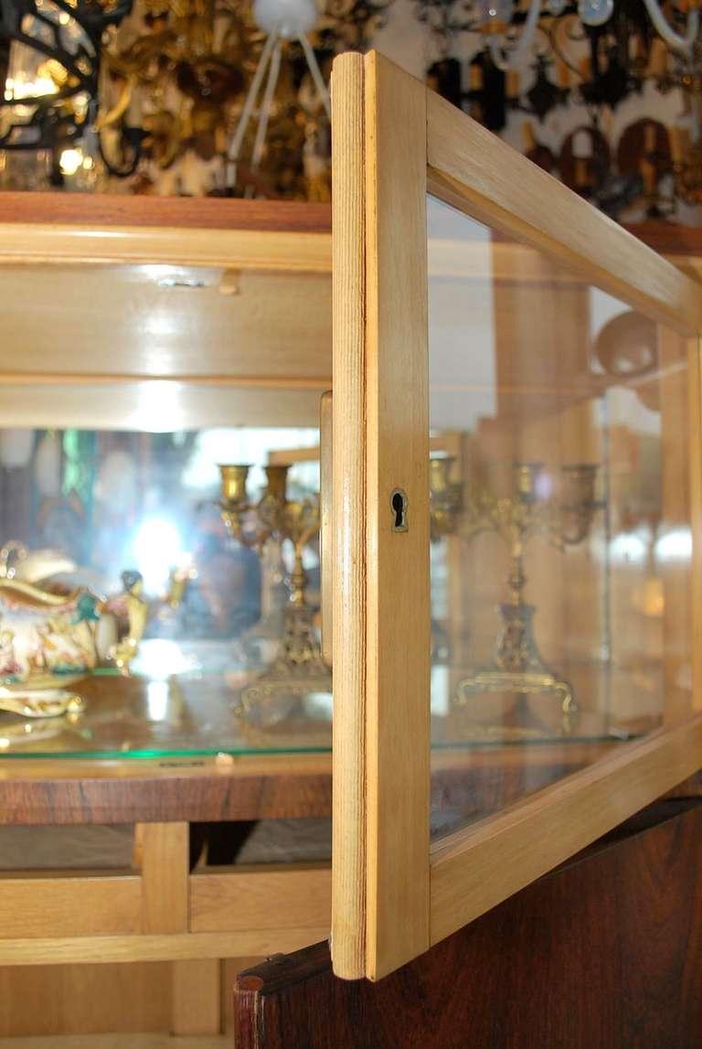 antique french art deco bar cabinet for sale at 1stdibs. Black Bedroom Furniture Sets. Home Design Ideas