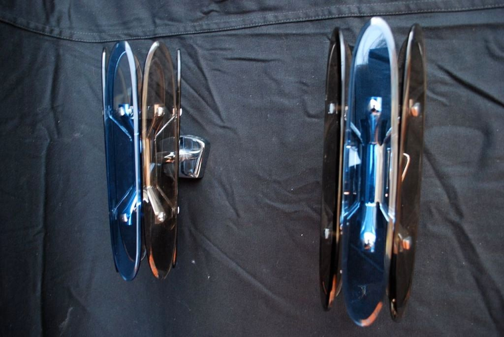Antique pair of Italian sconces In Good Condition For Sale In Los Angeles, CA