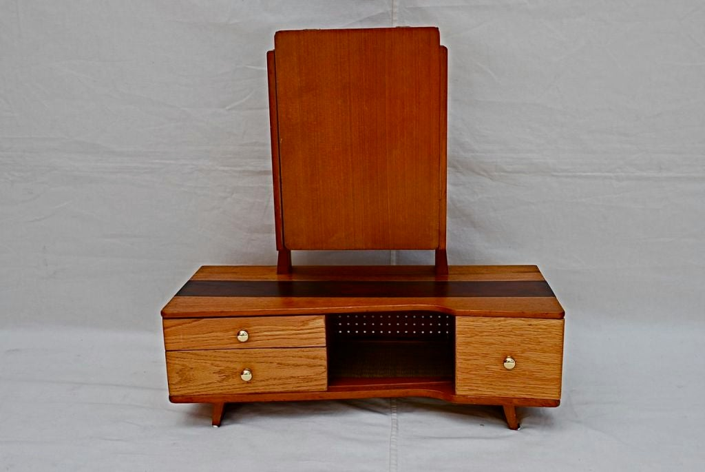 Mid Century Small Vanity For Sale At 1stdibs