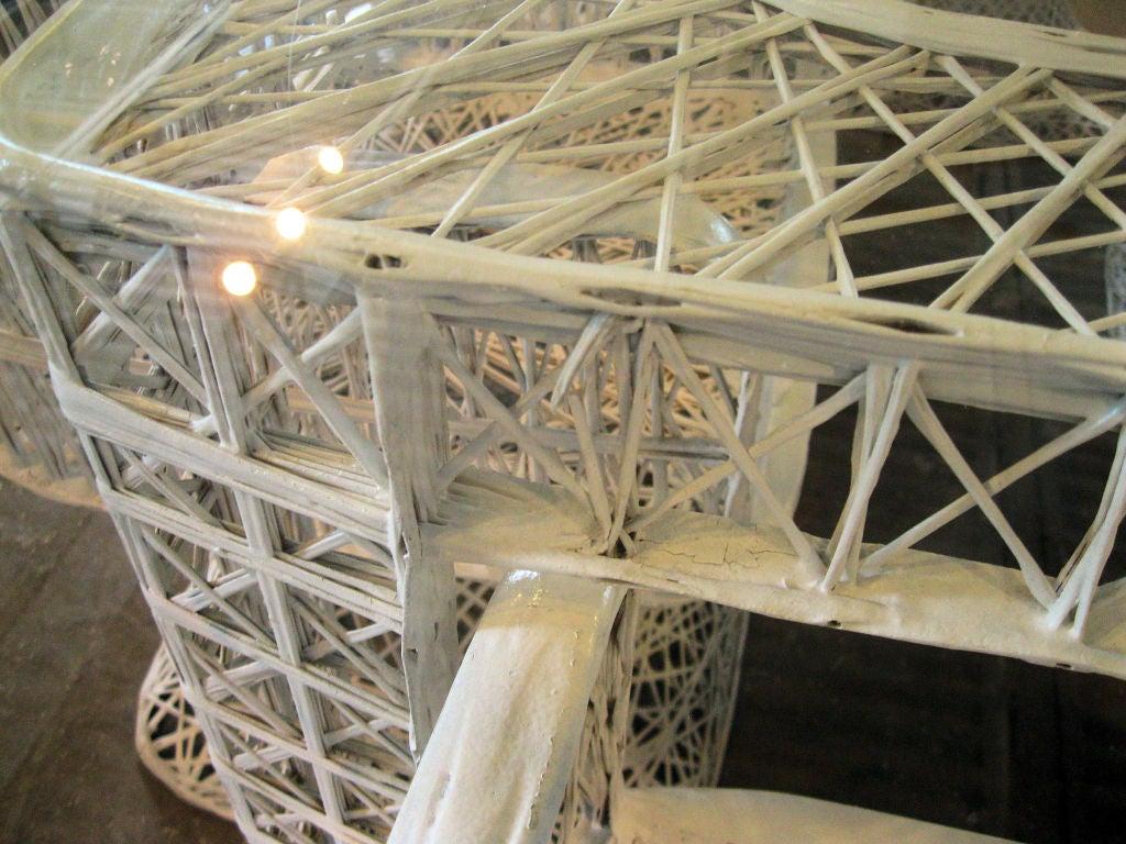 Web Spun Fiberglass Patio Set image 9