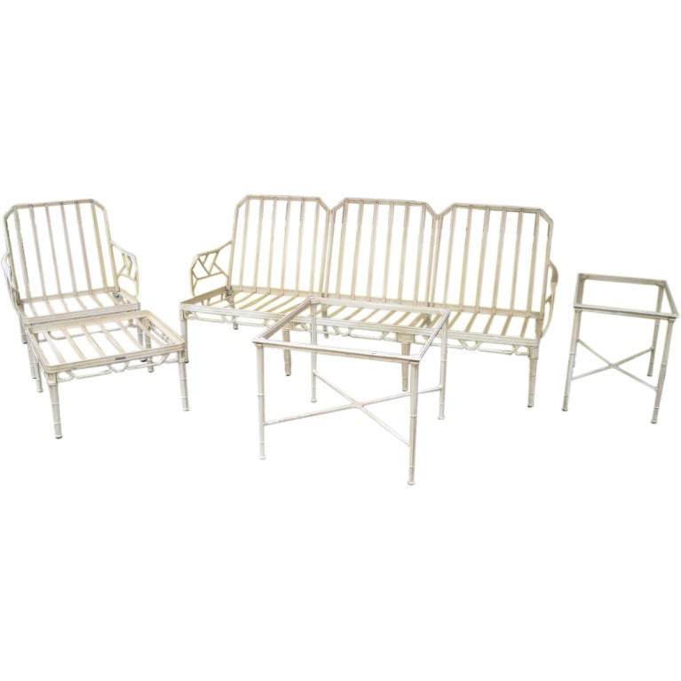 Brown Jordan Patio Set At 1stdibs